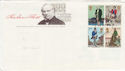 1979-10-24 Rowland Hill M/S Hastings cds FDC (65744)