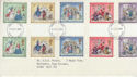 1979-11-21 Christmas Stamps Gutters Southall FDC (65747)