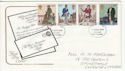 1979-08-22 Rowland Hill Stamps Coventry FDC (65752)