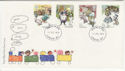 1979-07-11 Year of The Child Stamps London FDC (65768)