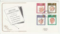 1980-09-10 British Conductors Stamps Plymouth FDC (65790)