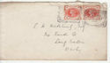 Queen Victoria Stamp Used on Cover London E (65859)