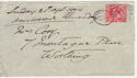 1904-08-22 KEVII Used on Cover Hington pmk (65874)