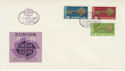 Portugal 1968 Europa Stamps FDC (65886)
