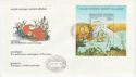 1980-11-11 Hungary Birds Imperf M/S FDC (65908)