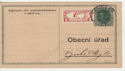 1918 Germany Pre Paid Card (65933)