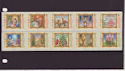 2004-11-02 Jersey Christmas Self-Adhesive Stamps (65951)