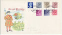 1983-03-30 Definitive Stamps Bognor FDC (66062)