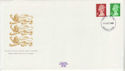 1985-10-29 Definitive Stamps Plymouth FDC (66084)