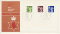 1980-07-23 N Ireland Definitive Belfast FDC (66096)