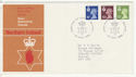 1980-07-23 N Ireland Definitive Belfast FDC (66117)