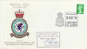 1970-10-31 210 Sqn Redeployment Limavady Signed Souv (66147)