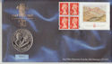 1998-11-14 50th Birthday Prince of Wales Coin Cover (66264)