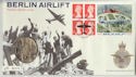 1999-05-12 Berlin Airlift Medallic Coin Cover (66265)