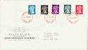 1990-01-10 Penny Black Anniv Stamps Romford FDC (66341)