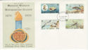 1979-02-27 IOM Natural History Stamps FDC (66408)