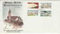 1975-10-29 IOM Manx Bible Stamps FDC (66422)