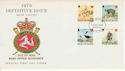 1978-10-18 IOM High Value Definitive Stamps FDC (66453)