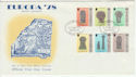 1978-05-24 IOM Europa Manx Crosses Stamps FDC (66456)