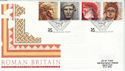 1993-06-15 Roman Britain Chedworth Cirencester FDC (66472)