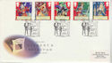 1992-07-21 Gilbert and Sullivan Strand London WC2 FDC (66483)