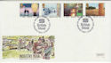 1986-01-14 Industry Year British Steel London FDC (66494)