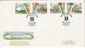 1984-04-10 Urban Renewal Stamps Liverpool FDC (66504)