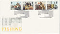 1981-09-23 Fishing Stamps Buckie Banffshire FDC (66515)