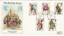 1983-07-06 British Army Stamps BF 1983 PS FDC (66532)