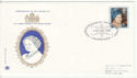 1980-08-04 Queen Mother Stamp York FDC (66575)