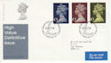 1977-02-02 Definitive HV Stamps Windsor FDC (66619)