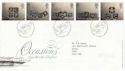 2001-02-06 Occasions Stamps Merry Hill FDC (66631)