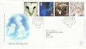 2000-01-18 Above and Beyond Muncaster Ravenglass FDC (66640)