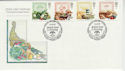 1989-03-07 Food and Farming Stamps Rochester FDC (66646)