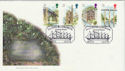 1989-07-04 Archaeology Stamps Brunel Bristol FDC (66648)