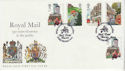 1985-07-30 Royal Mail Stamps Bath Postal Museum FDC (66656)