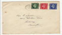 1937-05-10 KGVI Definitive Stamps Birmingham FDC (66667)
