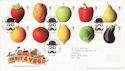 2003-03-25 Fruit and Veg Stamps Pear Tree FDC (66689)