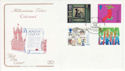 1999-07-06 Citizens Tale Stamps Westminster SW1 FDC (66699)