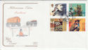 1999-04-06 Settlers Tale Stamps Birmingham FDC (66700)