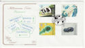 1999-03-02 Patients Tale Stamps Berkeley FDC (66702)