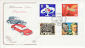 1999-02-02 Travellers Tale Stamps Heathrow FDC (66705)