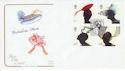 2001-06-19 Fabulous Hats Blackstock Rd N5 FDC (66726)