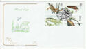 2001-07-10 Pond Life Stamps Pond Place SW3 FDC (66727)