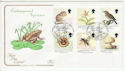 1998-01-20 Endangered Species Stamps Kew FDC (66737)