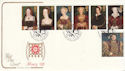 1997-01-21 King Henry VIII Stamps Dover Castle FDC (66746)