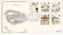 1993-01-19 Swans Stamps Swanland FDC (66765)