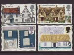 1970-02-11 SG815/8 Rural Architecture Stamps MINT Set (67421)