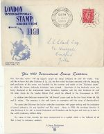 1950-05-06 London Stamp Exhibition Souv (68178)