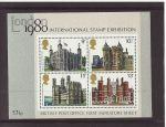 1978-03-01 MS1058 Historic Buildings M/Sheet MINT (68687)